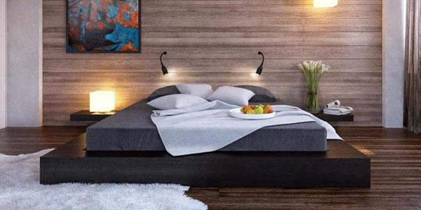 Détermination de nouveaux emplacements sains pour la position du lit par exemple