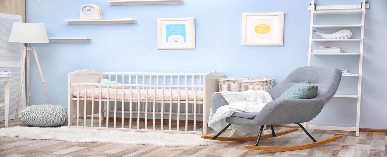 Chambre bébé feng shui